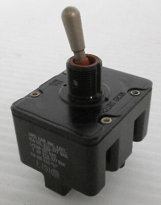 Micro Switch 4tl1-3 Ms24525-23 Toggle Switch 15a 125250277vac 12hp 125vac