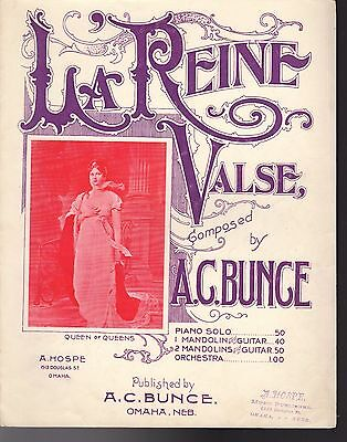 La Valse Sheet Music for Solo Piano NEW 000146023