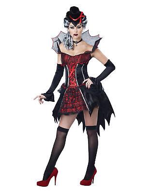 Transylvanian Temptress Vampire Adult Womens Halloween Costume