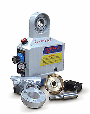 Milling Machine Part- Y Axis Power Feed Fits Acer Bridgeport- Skyey