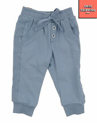 OFFICINA 51 Sweat Trousers Size 6M Elasticated Waist