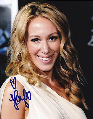 Actress Haylie Duff Autographed 8X10 Photo  Reproduction  3