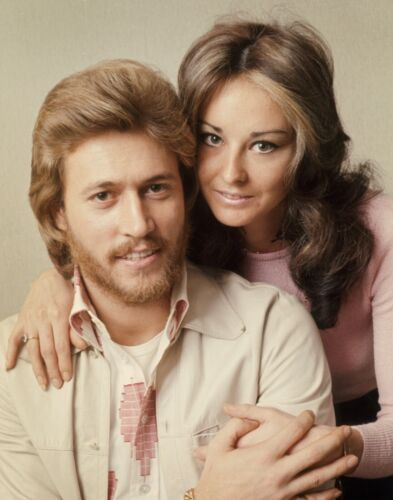 THE BEE GEES - MUSIC PHOTO #E-70