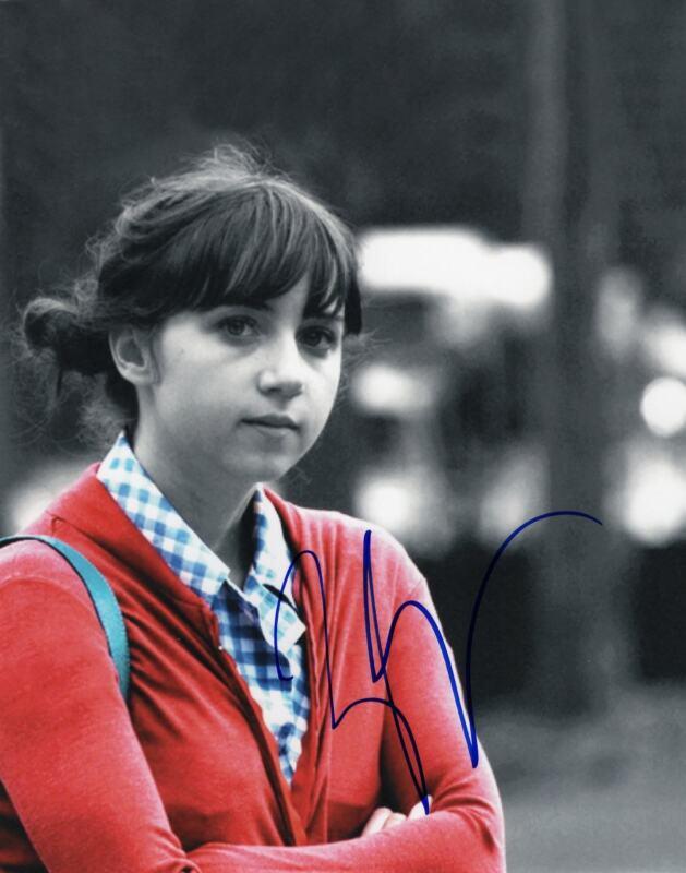 Zoe Kazan signed It's Complicated Movie 8x10 Photo w/COA Revolutionary Road #5