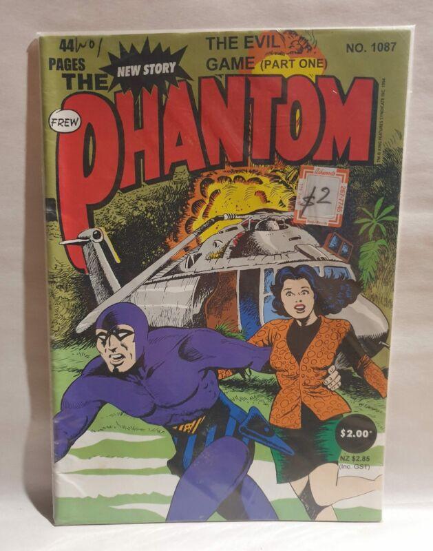 COMIC BOOK ~ PHANTOM 1087
