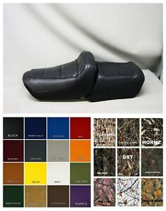 HONDA GL500 Silver Wing Seat Cover Set SilverWing 1981 1982  in 25 COLORS    (E)