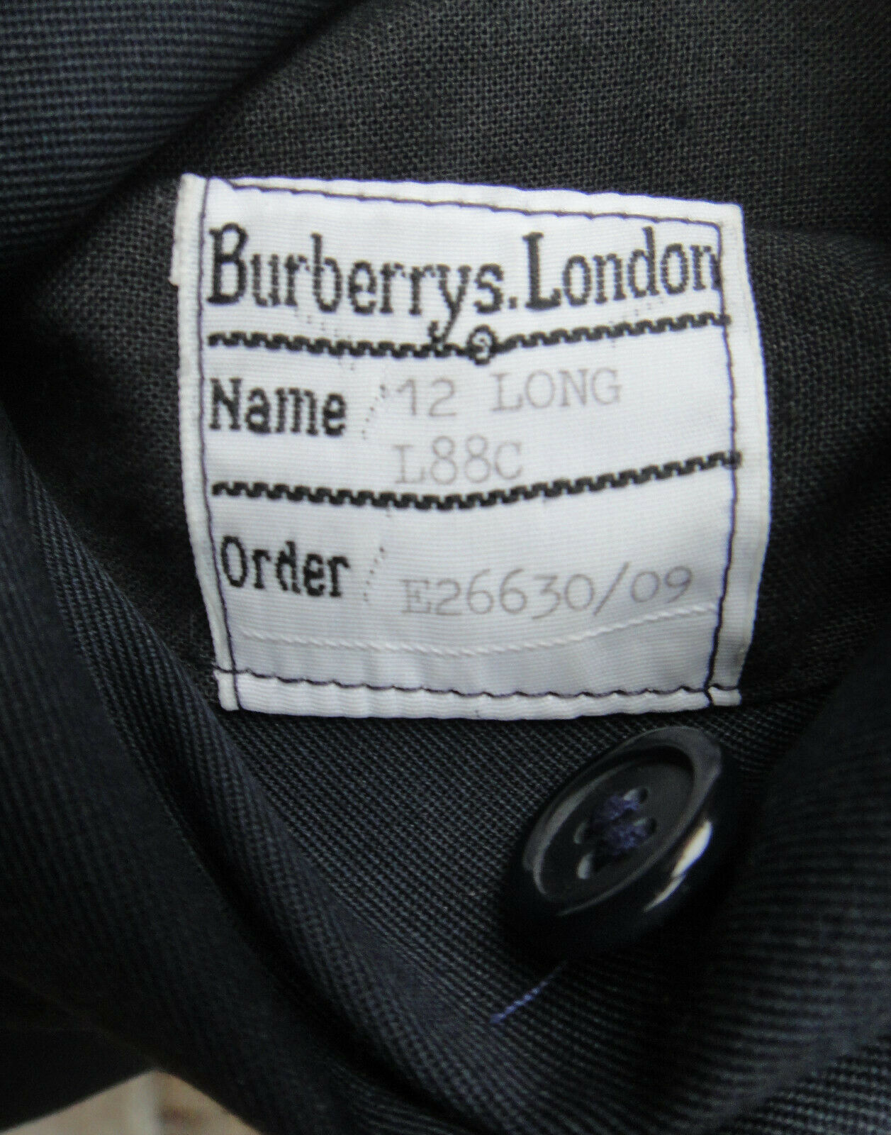 Trench femme burberry vintage t 40 /42