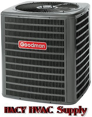 GSZ140361 Goodman 3 Ton 14 to 15 Prophet R-410a Heat Pump Condenser