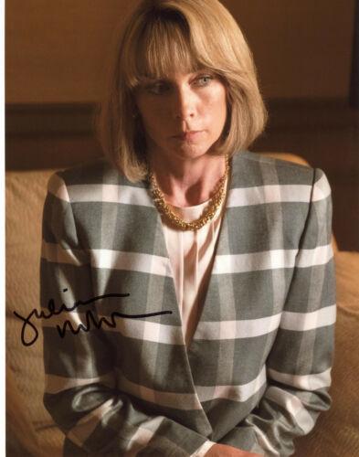 """Julianne Nicholson """"Law & Order: Criminal Intent"""" AUTOGRAPH Signed 8x10 Photo"""
