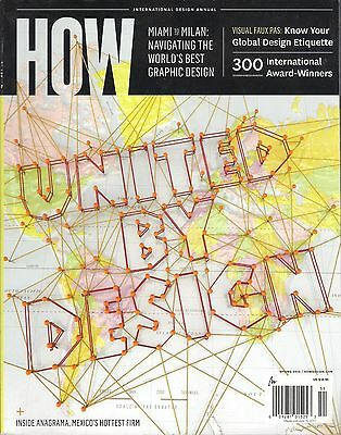HOW International Design Annual Spring 2015 300 Award Winning World Best