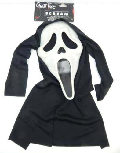 1L SCREAM Ghost Face Horror Movie Mask Halloween Easter Unlimited 2010