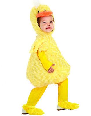 Gelb Ente Tier Vogel Bauch Babys Kleinkind (Kleinkind Gelbe Ente Kostüm)