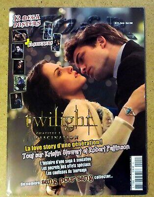 Teenager Magazine Twilight Special   Robert Pattinson Posters  Kristen Stewart