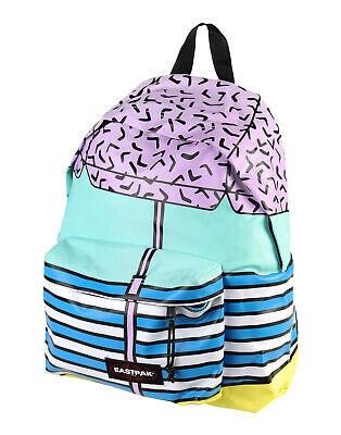 EASTPAK Backpack Large 24L Coated Panel Padded Back & Straps Zip Closure