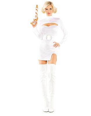 Interstellar Prinzessin Erwachsene Damen Sci-Fi Soldat Halloween Kostüm - Fi Kostüm