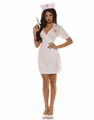 Doctors Orders - Sexy Nurse Adult Womens Halloween Costume - Nursing Costumes Halloween