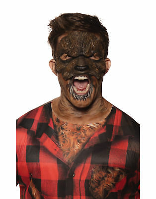 Werewolf Mask Halloween Costume Accessories – One Size