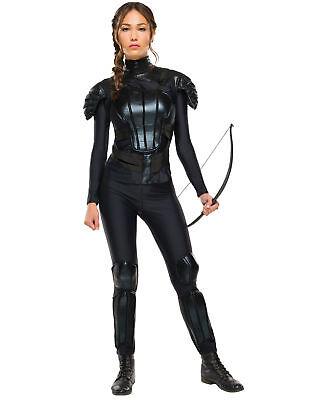Katniss Everdeen Kostüm Mockingjay (Deluxe Katniss Everdeen Rebel Adult Mockingjay Part 1 Halloween Costume)