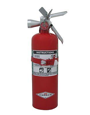 Amerex B386t 5lb Halotron I Class B C Fire Extinguisher
