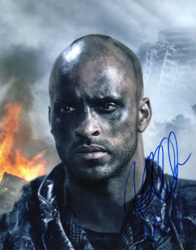 GFA The 100 Lincoln * RICKY WHITTLE * Signed 8x10 Photo PROOF AD2 COA