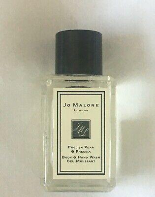 Jo Malone London English Pear & Freesia body and hand wash, 15ml