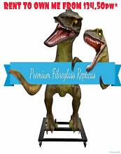 RENT ME $34.50pw* GIANT fibreglass T-REX Statue-Statement Piece* Toowoomba Toowoomba City Preview