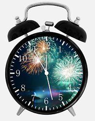 Niagara Falls Alarm Desk Clock 3.75 Home or Office Decor Z85 Nice For Gift