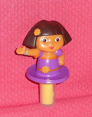 Dora the Explorer,Party Mini Cake Topper,Plastic,DecoPac,Purple,Cake Decoration - Dora Cakes