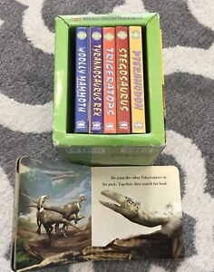Misc. Dinosaur Children's Books (set of 6)