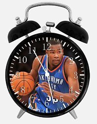Kevin Durant Alarm Desk Clock 3.75 Home or Office Decor E390 Nice For Gift