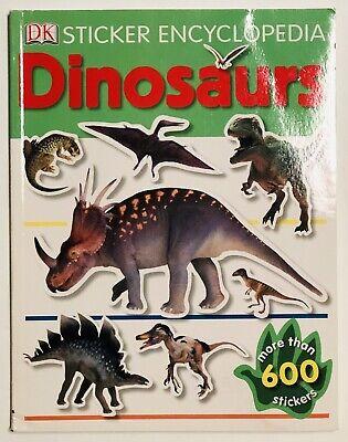 Sticker Encyclopedia: Dinosaurs (DK Sticker Encyclopedias) by