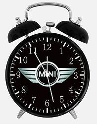 Mini Alarm Desk Clock 3.75 Home or Office Decor W454 Nice For Gift