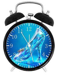 Cinderella Alarm Desk Clock 3.75 Home or Office Decor E05 Nice For Gift