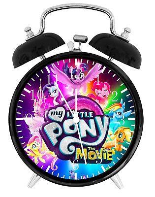 My Little Pony Alarm Desk Clock Home or Office Decor F61 Nice - Decorate My Desk