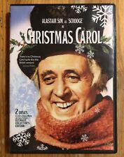 A Christmas Carol Alastair Sim DVD 2009 2 Disc Set Collector's Edition | eBay