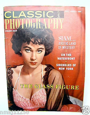 OLD 1957 ADULT PICTURE MAGAZINE CLASSIC SEX PHOTO RUSS MEYER MARLA - Classic Adult Magazines