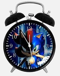 Super Sonic Alarm Desk Clock 3.75 Home or Office Decor W360 Nice For Gift