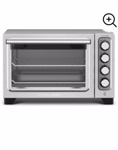 KitchenAid Contour Silver Compact Oven