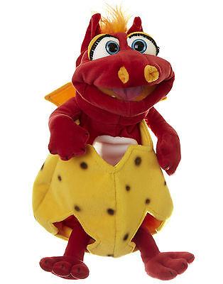lie Drache im Ei Bauchrednerpuppe Drachenbaby Living Puppets (Bauchredner-puppen)