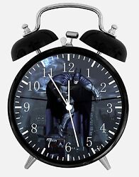 Batman Alarm Desk Clock 3.75 Room Office Decor W229 Nice For Gift