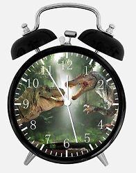 Dinosaur Alarm Desk Clock 3.75 Home or Office Decor E294 Nice For Gift