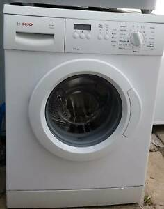 Bosch 6.5kgs Front Loader Washing Machine Fawkner Moreland Area Preview