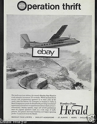 FAT FAR EAST TRANSPORT TAIWAN FORMOSA HANDILY PAGE 1967 OPERATION THRIFT AD