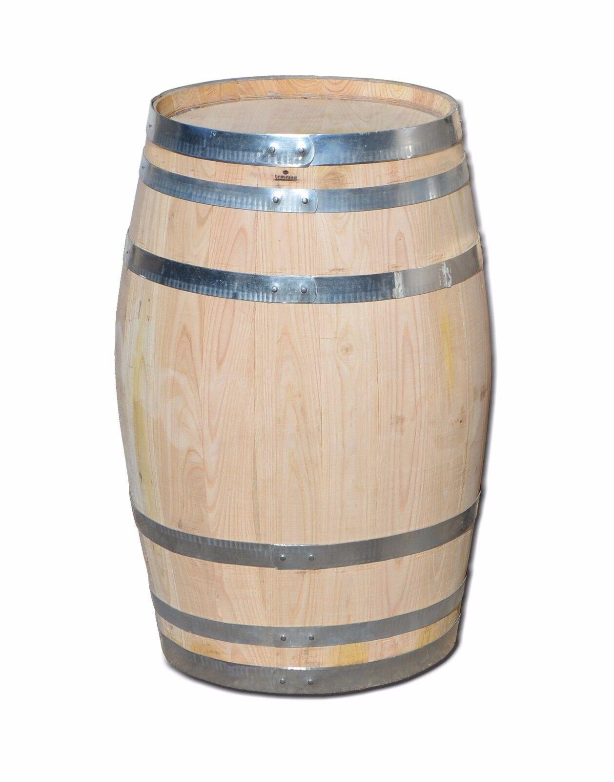 Kastanienfaß, Holzfaß, Faß, Regentonne, Weinfaß, Regenfaß, Wasserfaß NEU 100 Lt