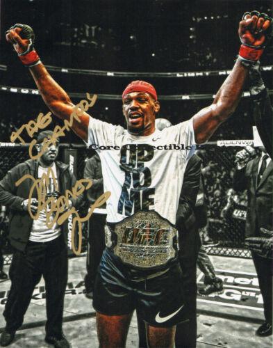 JON BONES JONES MMA UFC 232 CHAMPION Autographed Signed 8x10 Photo