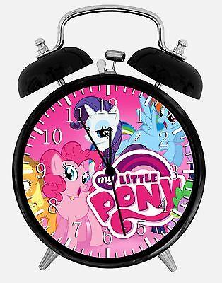 My Little Pony Alarm Desk Clock 3.75