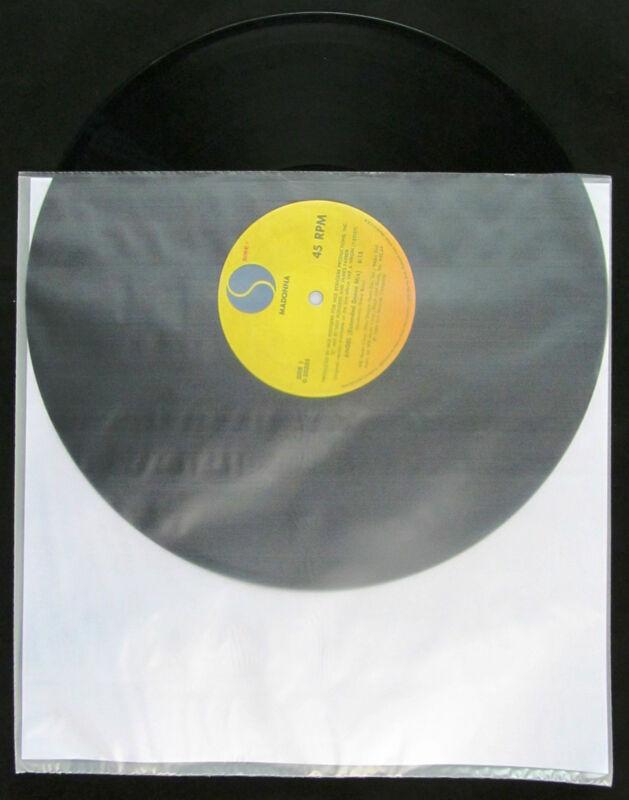 "50 NEW! CSP 12 x 12"" Rice Paper Vinyl Record LP inner Sleeves 33rpm Protectors"