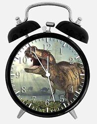 Dinosaur Alarm Desk Clock 3.75 Home or Office Decor E272 Nice For Gift