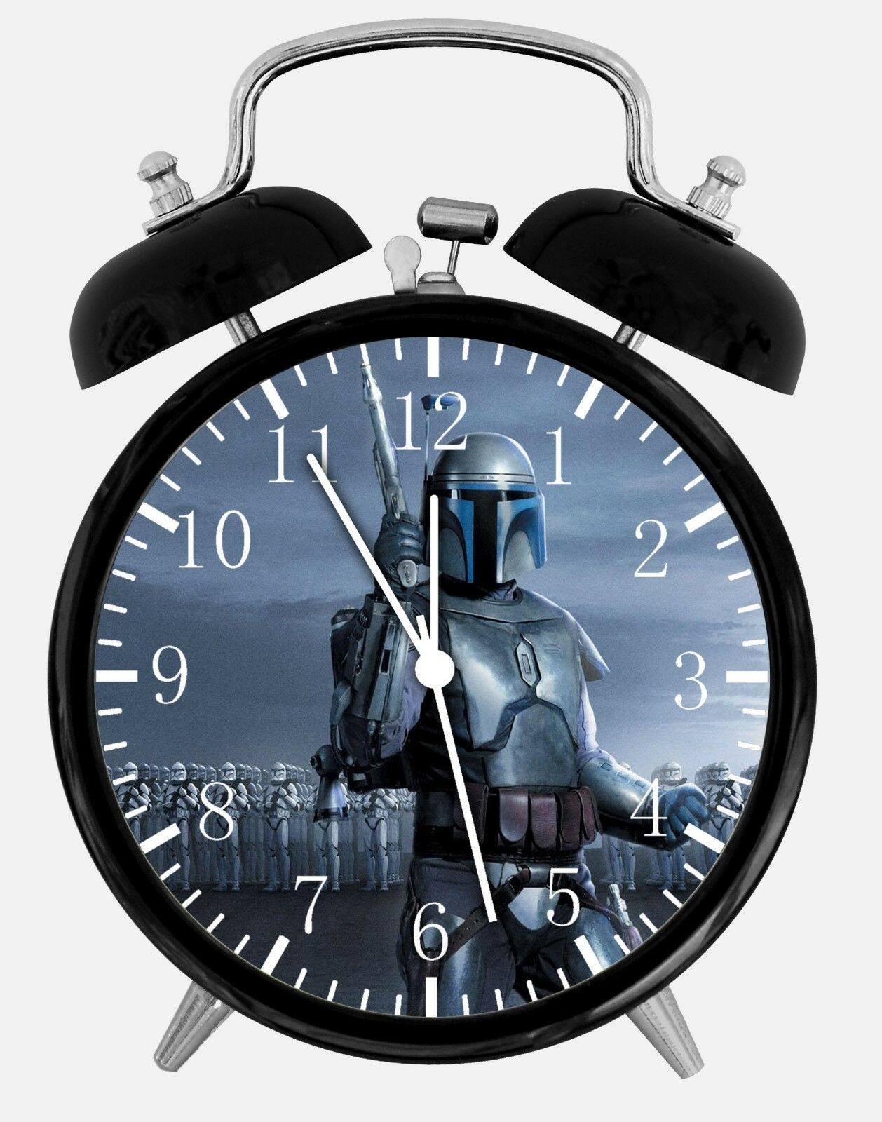 star wars alarm desk clock 3 75
