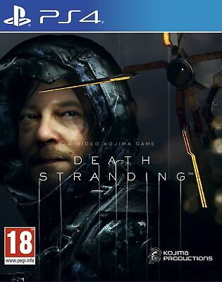Death Stranding (PS4) Free UK P&P New & Sealed UK PAL Free UK P&P